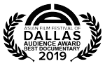 Dallas Audience Award Best Documentary 2019
