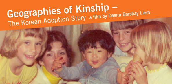 Geographies of Kinship - The Korean Adoption Story
